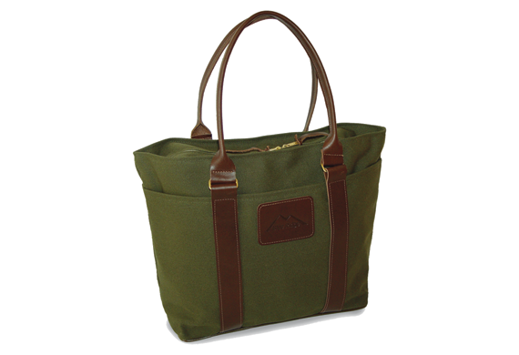 460L Md. Zippered Tote