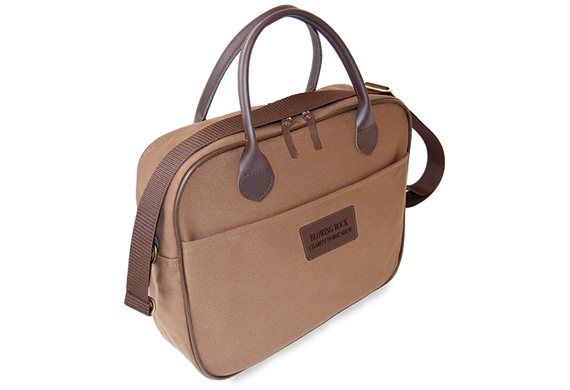 744(D)L Corporate Attache with Spade Handles
