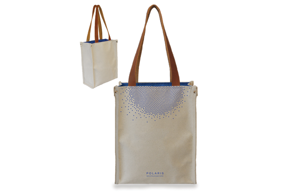 781L Event Tote with Leather Handles