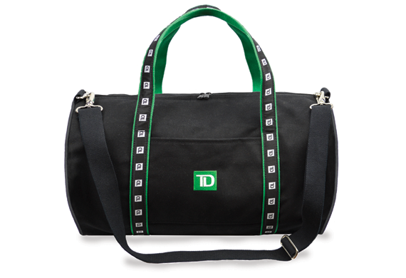 719M Duffle Bag with Shoulder Strap