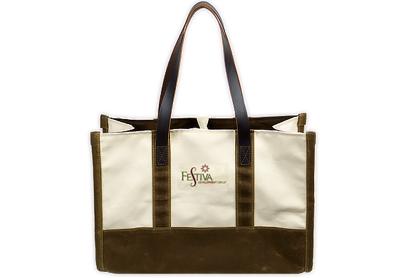 790UWHN Fashion Tote with Cuff
