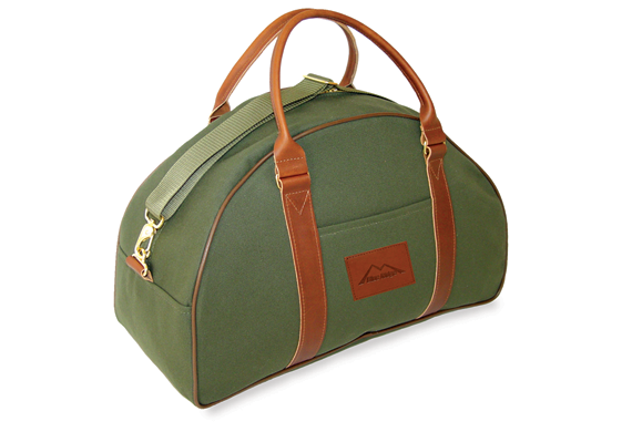 850L Large Retro Duffle