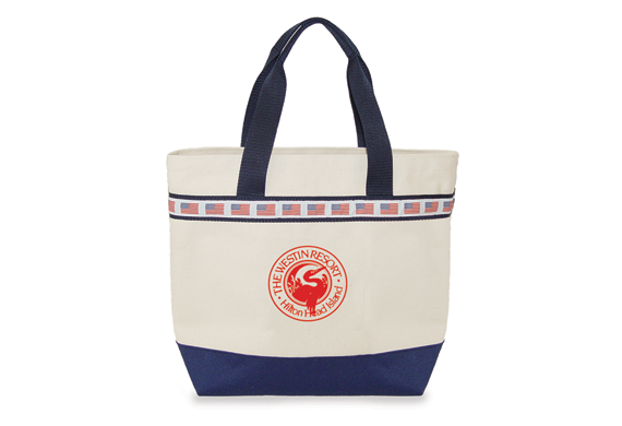 724USA Tote with Cuff