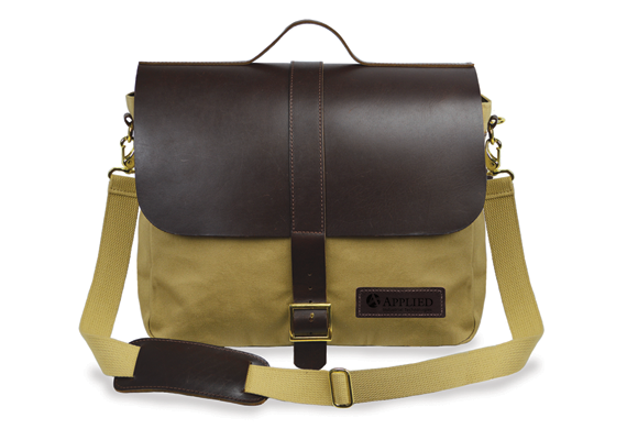 88L State Street Messenger Bag