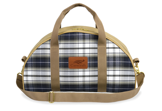 840T Medium Retro Duffle