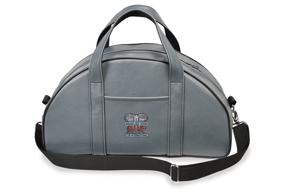 840V Medium Retro Duffle