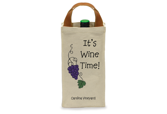 275L Single Bottle Wine Tote