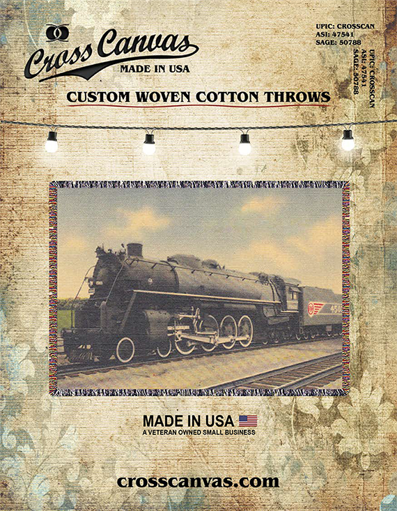Cross Canvas Company Blanket & Throws Catalog