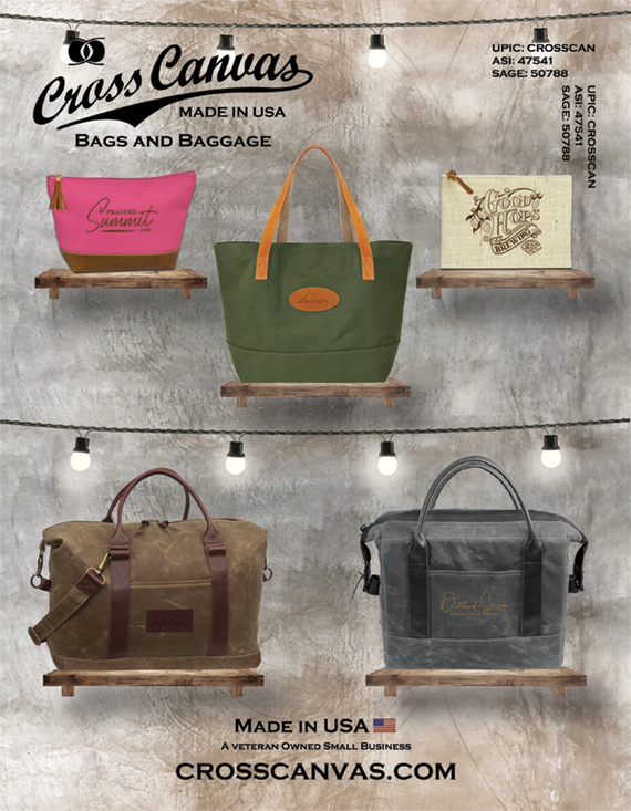 Cross Canvas Company USA Catalog